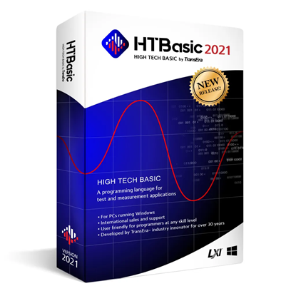 Picture of HTBasic Development